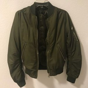 Topshop MA1 Bomber Jacket